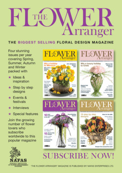 Flower arranger UK