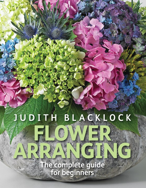 BKS120 Flower Arranging Complete Guide