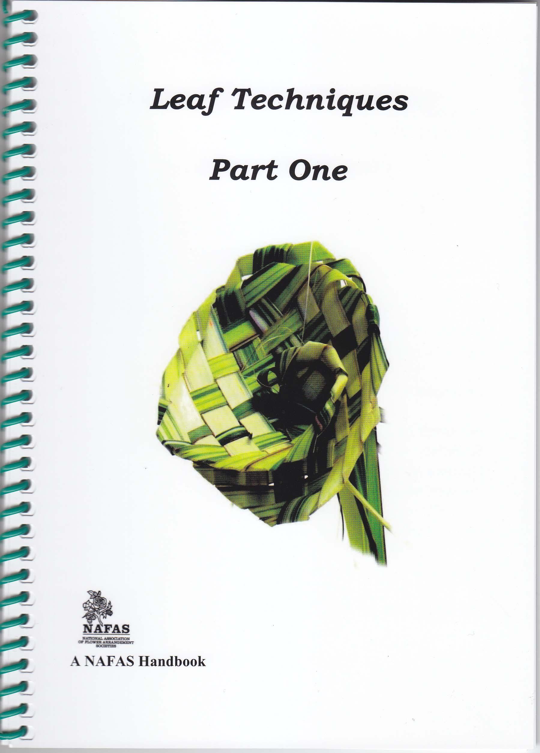 NAF036 Leaf Techniques Pt 1