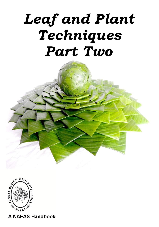 NAF038 Leaf Techniques 2