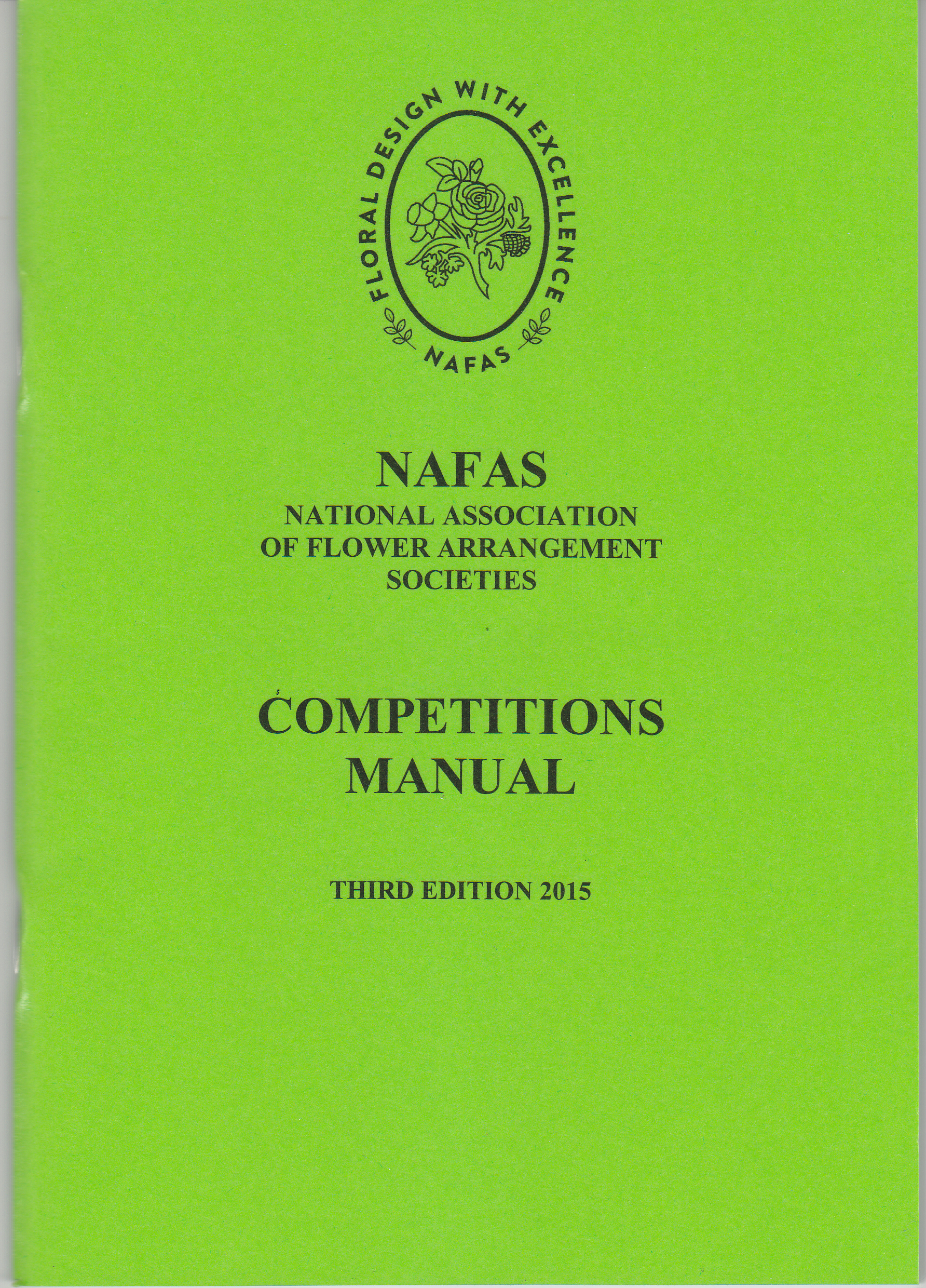Competitions Manual 2015 Lime